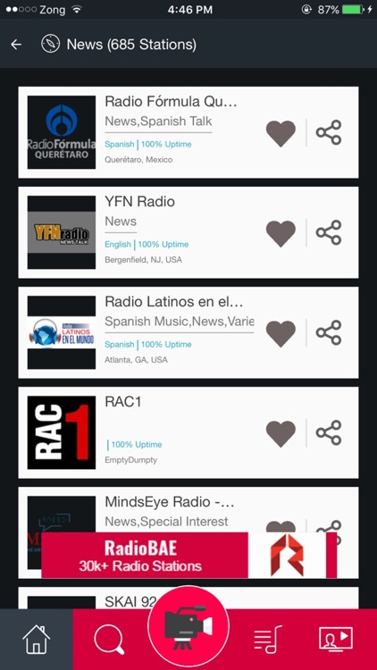 News Radio AM/FM