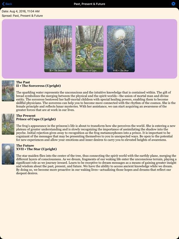 The Fairy Tale Tarot-ipad-3