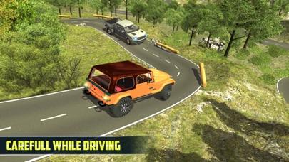 4X4 Offroad Jeep Mountain Hillのおすすめ画像1
