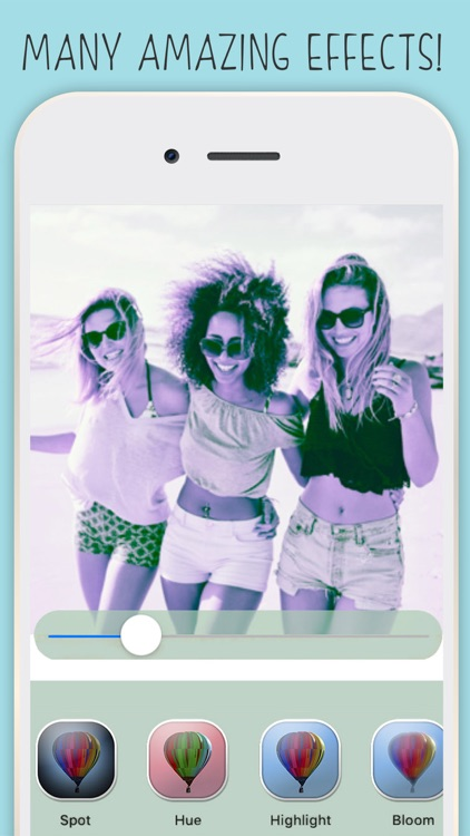 Photo editor with photo effects & filters – Pro screenshot-3