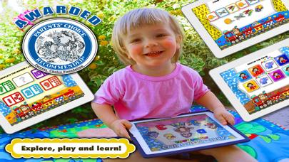 Toddler kids game - preschool learning games free screenshot one