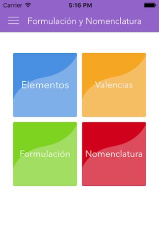 Formulación y Nomenclatura Inorgánica screenshot 2