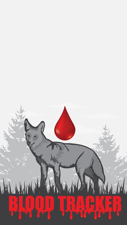 Coyote Hunting Blood Tracker - Coyote Hunting App screenshot-0