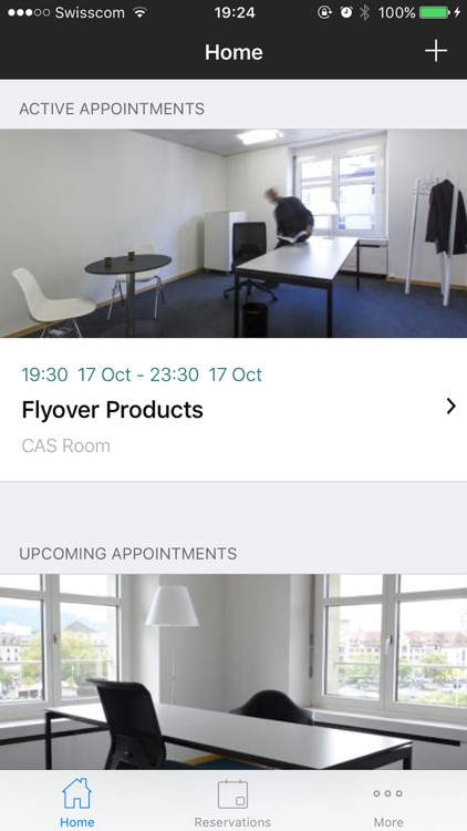 smartwork - rooms and spaces screenshot-3