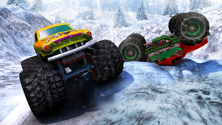 Crazy Car vs Monster Truck Racer 3D