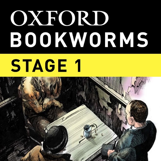 The Elephant Man: Oxford Bookworms Stage 1 Reader (for iPhone)