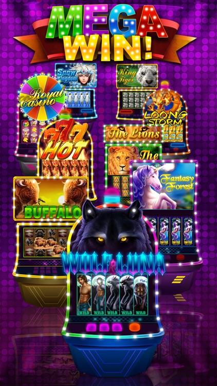 Slots Casino - Vegas Slot Machine Games screenshot-3
