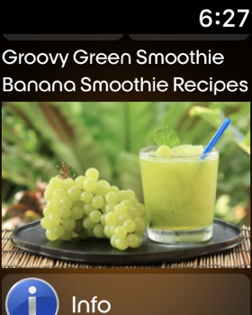 Smoothie Recipes Info Kit screenshot 12