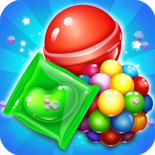 Candy Sugar Land- Jelly of Crush Smash Soda Candy iOS App