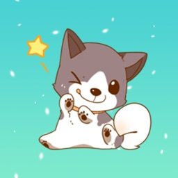 Cute Dog Sticker