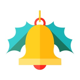 Jingle Bells, Christmas Bell Stickers for iMessage