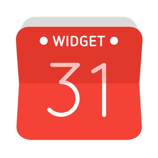 Widget Calendar : Easy & Simple Calendar