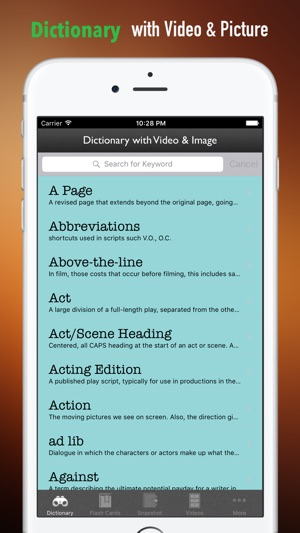 playwriting app