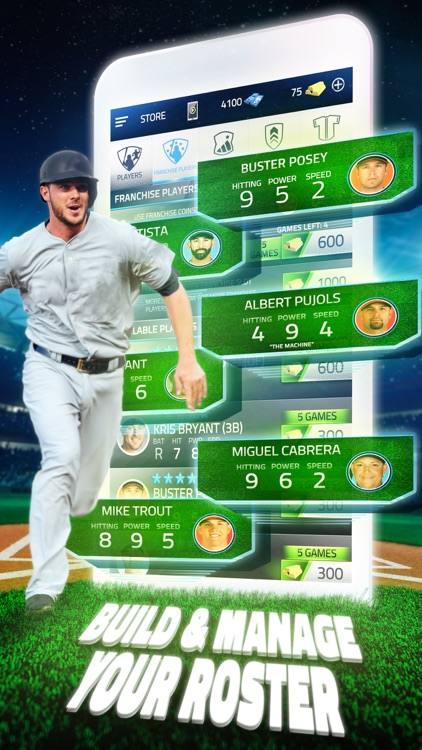 Tap Sports Baseball 2016 screenshot-4