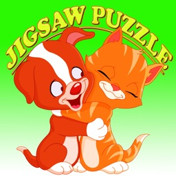 Cat Jigsaw Puzzle For Kids