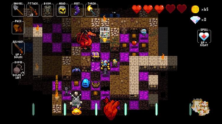 Crypt of the NecroDancer Pocket Edition screenshot-0