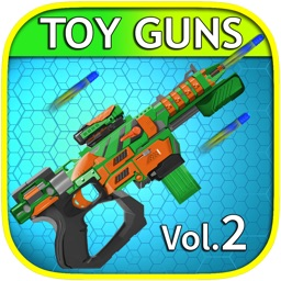 Toy Guns - Gun Simulator VOL 2 Pro - Game for Boys
