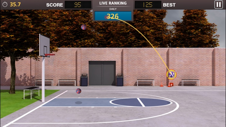 Mega Basketball Sports Arcade