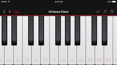 Virtuoso Piano Free 4 screenshot two