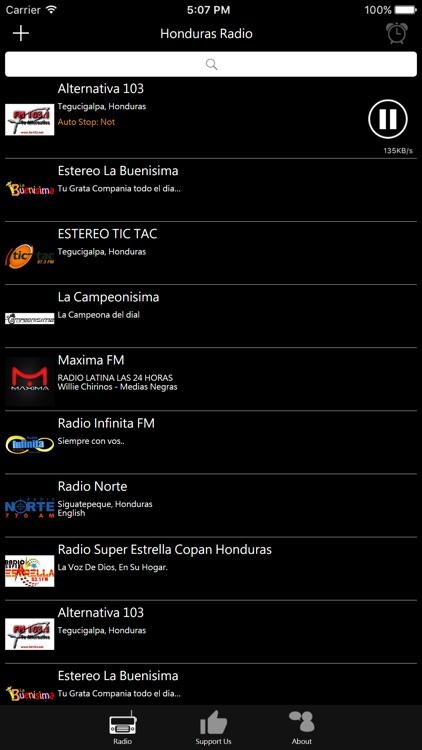 Honduran Radio