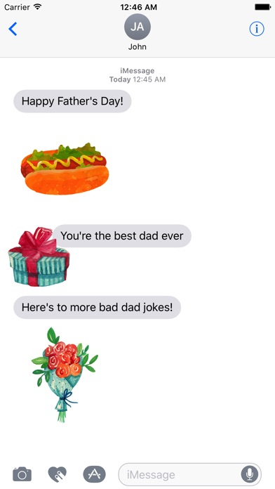 Happy Father's Day Gift 2017 app image