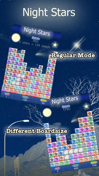 Night Stars Screenshots
