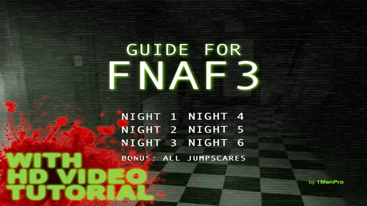 Pro Guide For Five Nights At Freddy's 3