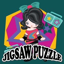 Girl Jigsaw Puzzle For kids