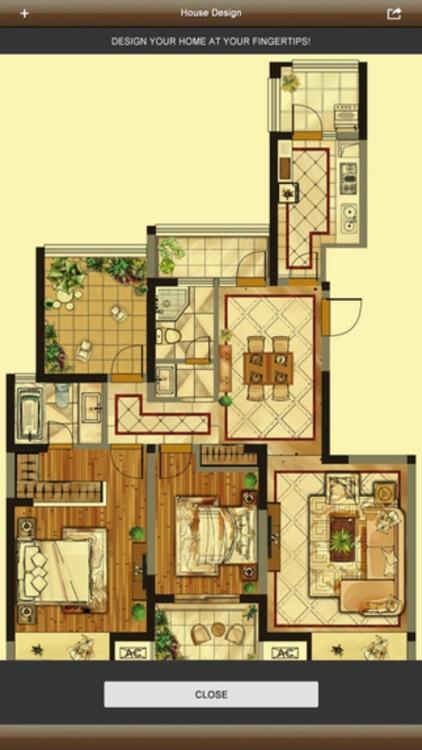 Home Plan 3D - Interior Design & House Floorplan