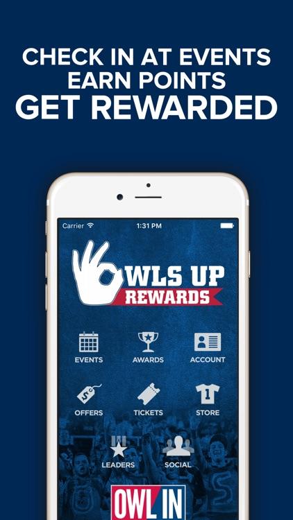 Owls Up Rewards