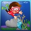 子供向けゲーム:釣り