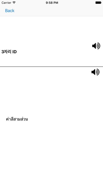 Thai Korean Dictionary By Kingsak Phochai
