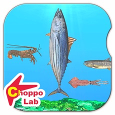 Activities of Delicious! SeaCreatures -Simple Pictorial Book Kids Game -