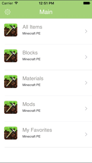 Block ID Toolbox for ... screenshot1