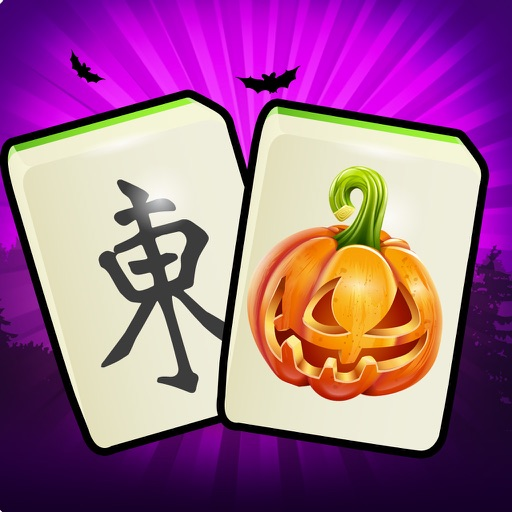 Magic Halloween Mahjong - Haunting Majong Game Pro icon