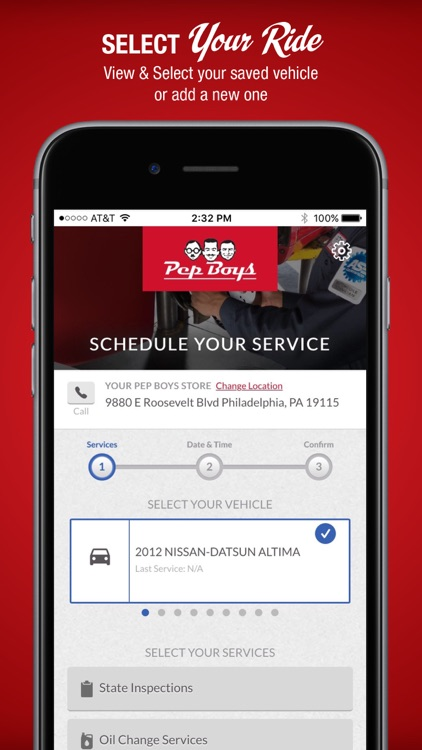 Pep Boys: Schedule Your Auto Service Appointment