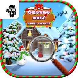 New Christmas House Hidden Objects