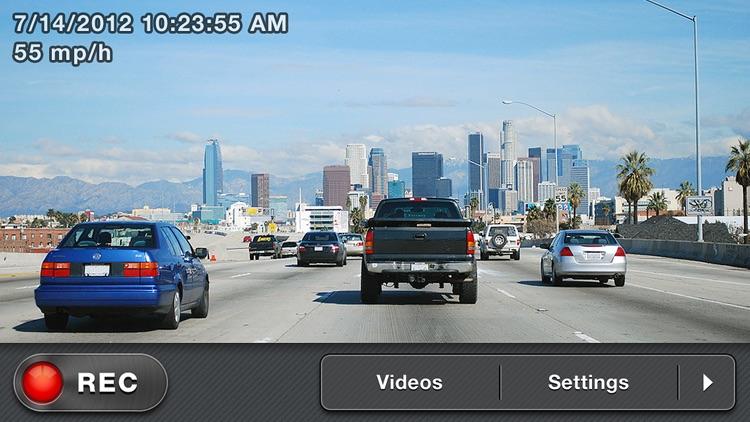 Car Camera DVR. Pro