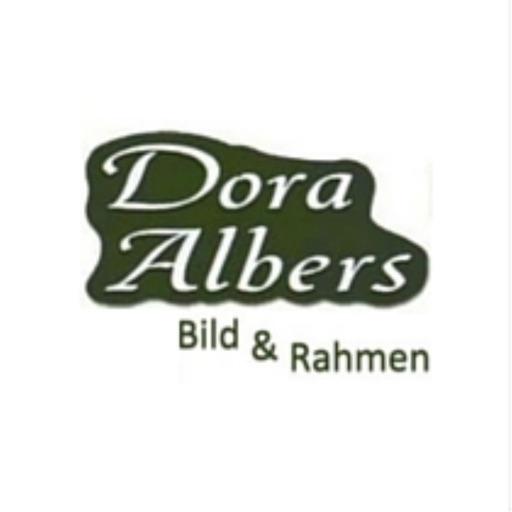 Dora Albers Bild und Rahmen