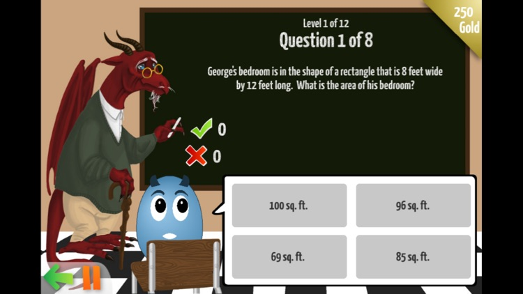 Dragon Egg Elementary Math Free — Practice Math