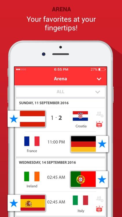 SportOn - Live Scores + Chat screenshot-4