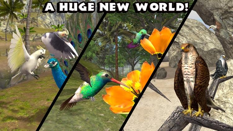 Ultimate Bird Simulator screenshot-4