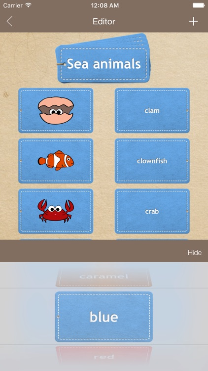 FlipCards - Flashcard app for memory training screenshot-3