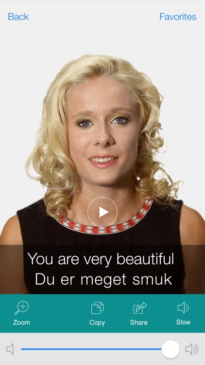 Danish Pretati - Translate, Learn and Speak Danish with Video Phrasebook screenshot-4
