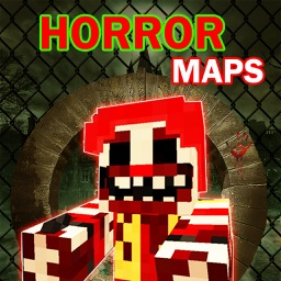 Horror Maps Pro - Download The Scariest Map for MineCraft PE & PC Edition