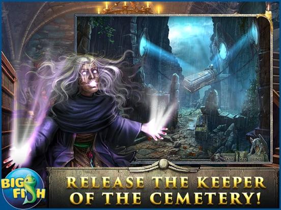 Redemption Cemetery: At Death's Door Hidden (Full) screenshot 6