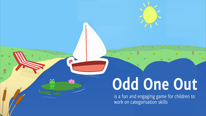 Odd One Out Games - Baby Learning Flash Cards