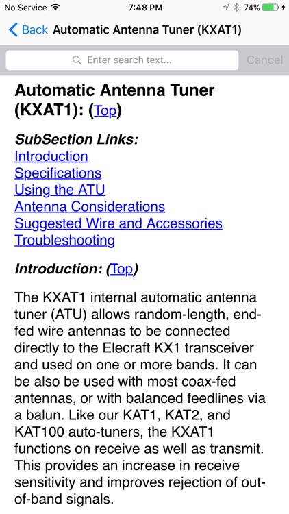 KX1 Micro Manual screenshot-3