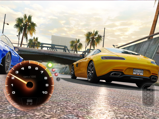 Screenshot #1 for Need for Speed™ No Limits