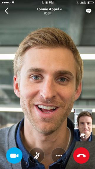 Skype for BusinessScreenshot von 5